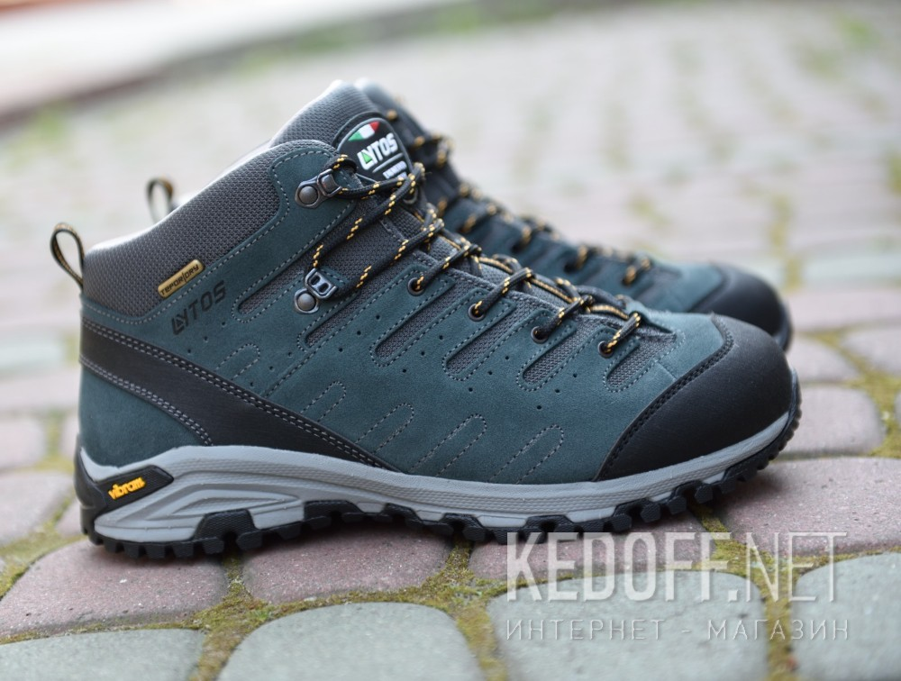 Мужские трекинговые  ботинки Lytos Nitron Mid Var 69 все размеры