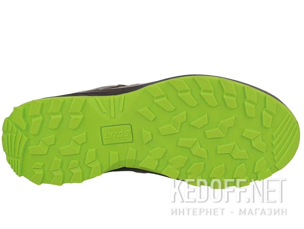 Мужские трекинговые кроссовкиLytos Nordic Walking 56   (серый) описание