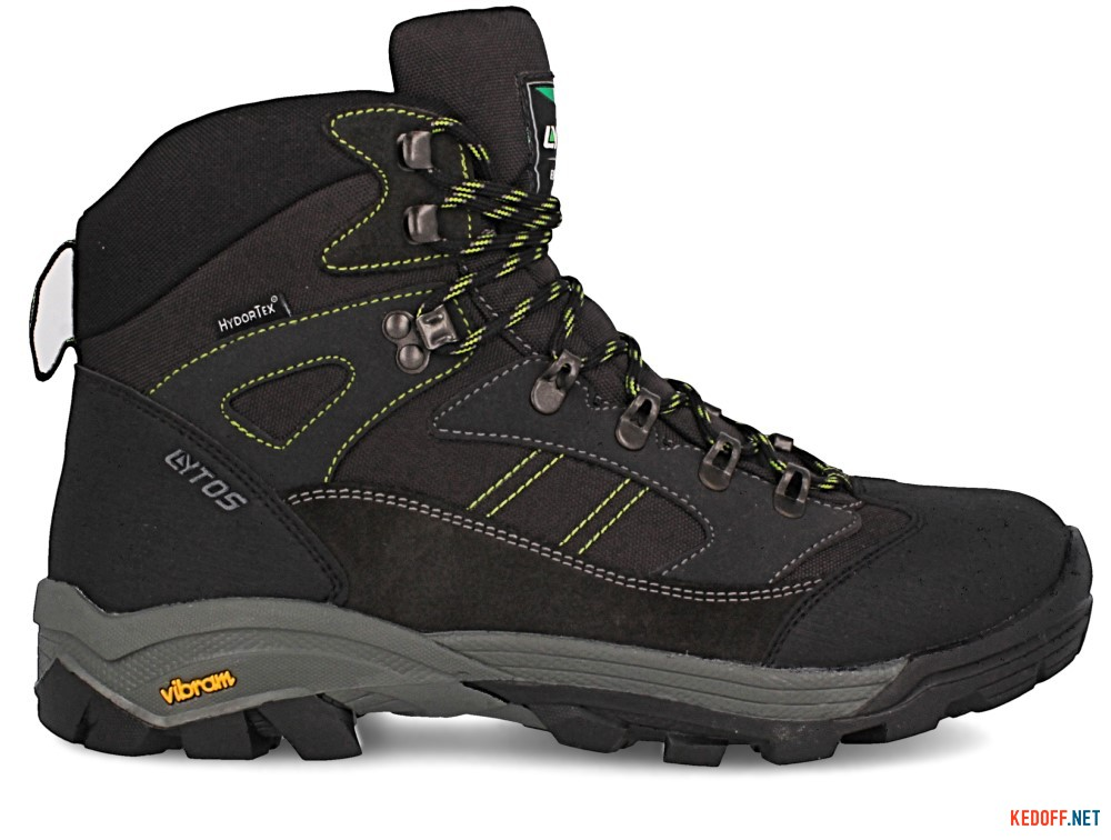 Мужские трекинговые ботинки Lytos Nw Kay 14   (тёмно-серый) купить Украина