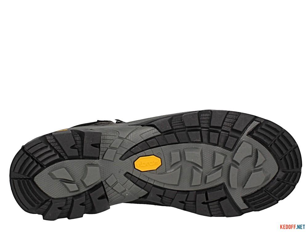 Мужские трекинговые ботинки Lytos Nw Kay 14   (тёмно-серый) описание