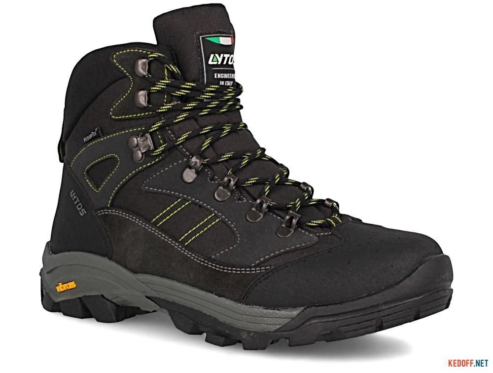 Купить Мужские трекинговые ботинки Lytos Nw Kay 14   (тёмно-серый)