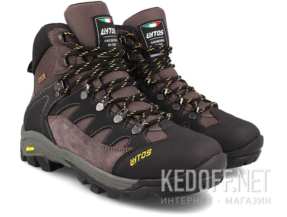 Ботинки трекинговые Lytos ROCKER FIRE 18 Vibram 88T004-18 купить Украина