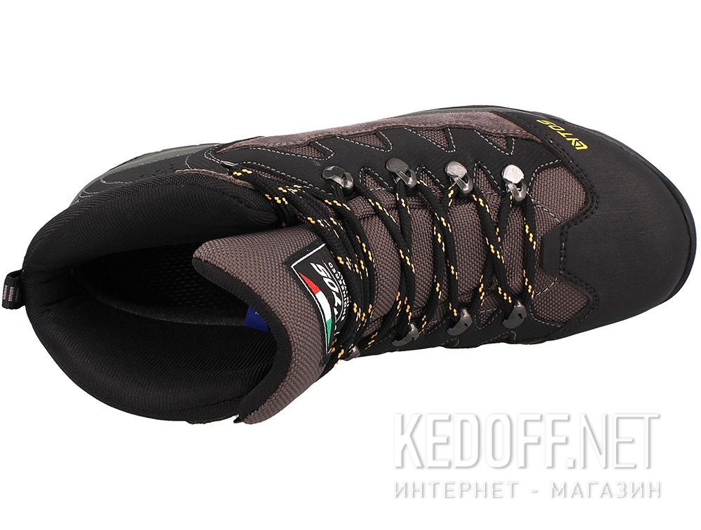 Ботинки трекинговые Lytos ROCKER FIRE 18 Vibram 88T004-18 описание