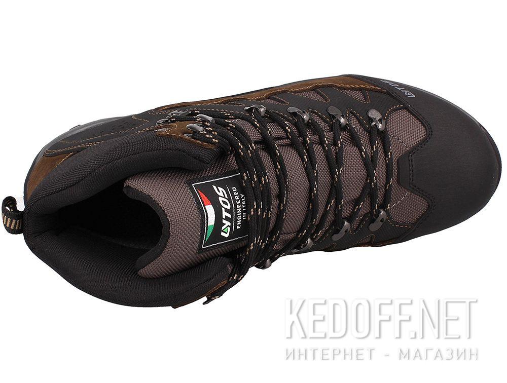 Ботинки Lytos ROCKER FIRE 34 3ET004-34 Vibram описание