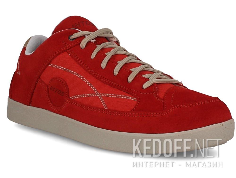 Купить Кеды Lytos Starmap Soft 24 унисекс   (красный)