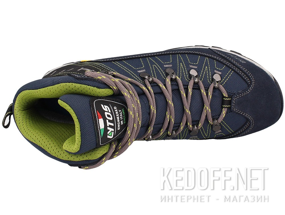 Lytos shoes Vibram SUMMIT LITE 30 9AT033-30F  описание