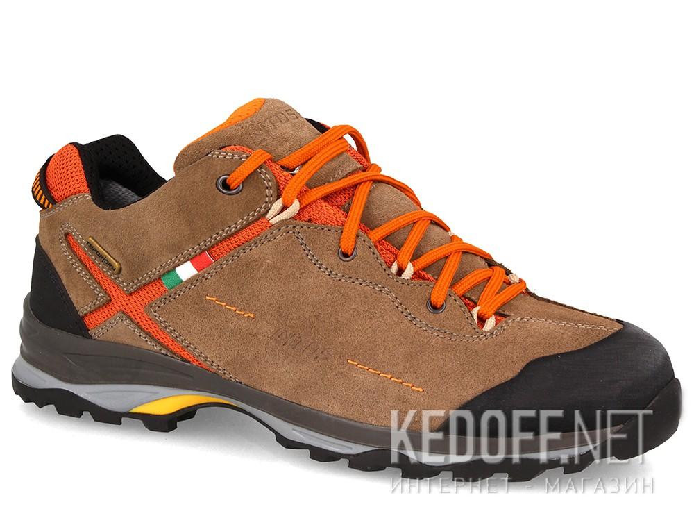 938e3a56 Трекинговые кроссовки Lytos Vibram 3DB050-10 Italia унисекс  (светло-коричневый/коричневый)