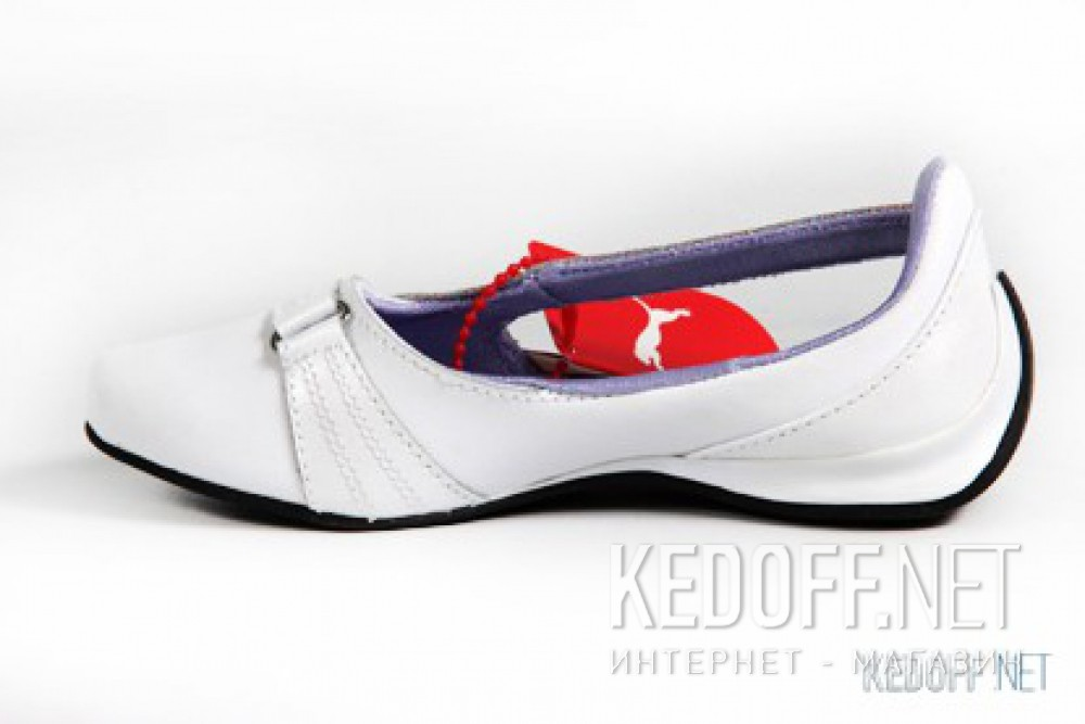 Балетки Puma Espera III Iris Jr 303477 01 (серый/белый) купить Киев