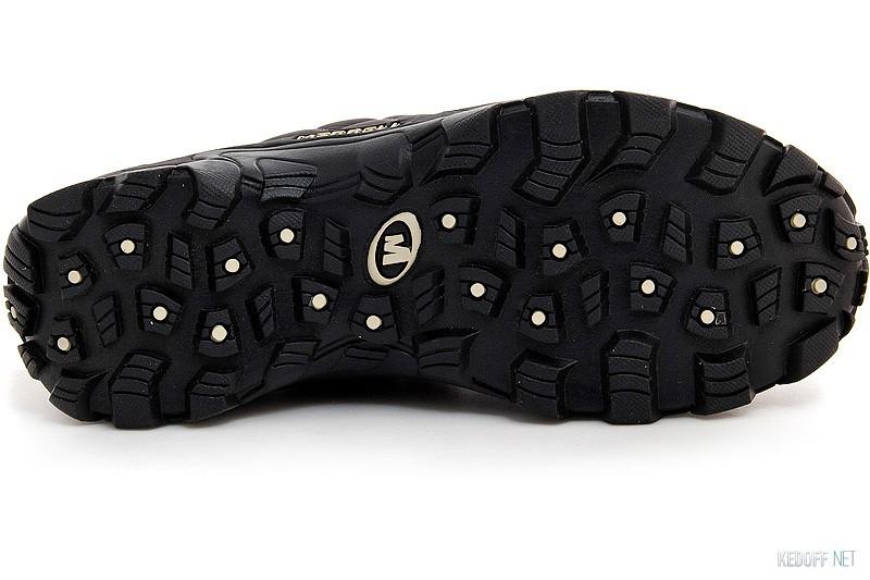 Кроссовки Merrell Ice Cap Moc II Low Shoes J61389 описание