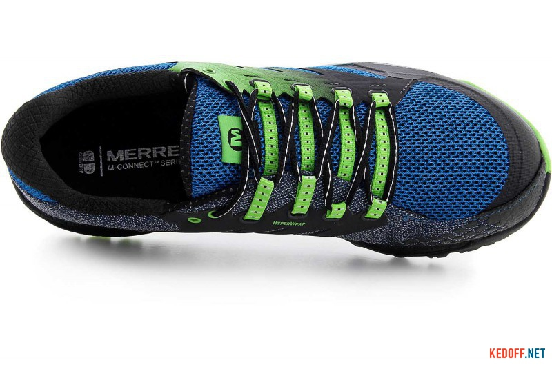 Sneakers Merrell All Out Charge J35447 Blue Dusk