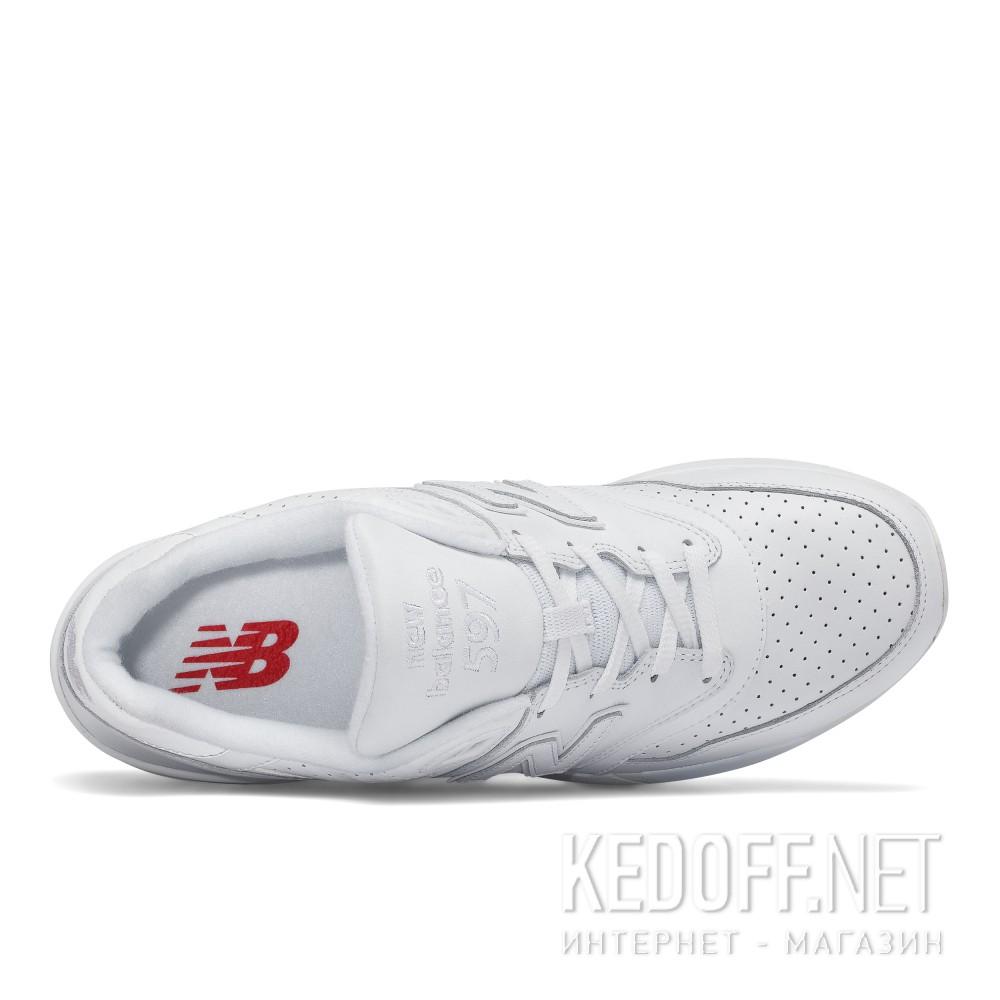 Оригинальные Мужские кроссовки New Balance ML597WHL