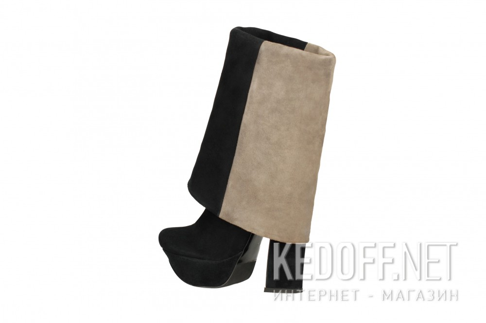 Модельные сапоги Nine West 1556-17  купить Киев