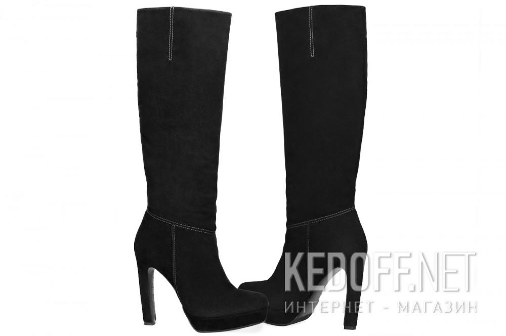 Женские модельные сапоги Nine West 16224   (чёрный)