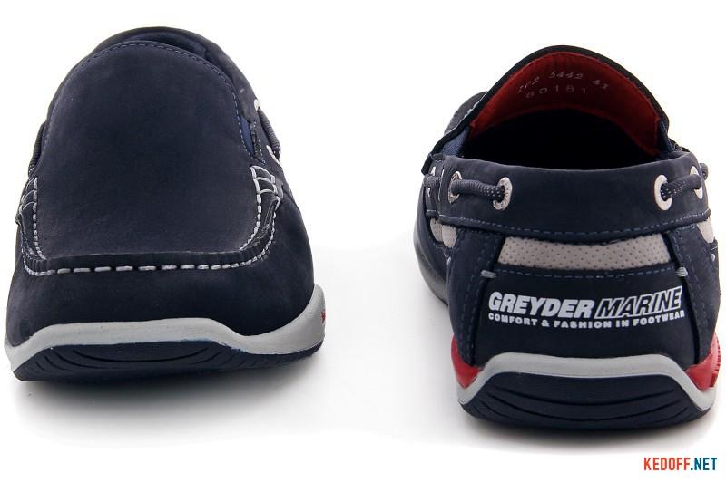 Мокасины Greyder Marine 00102-5442 Navy