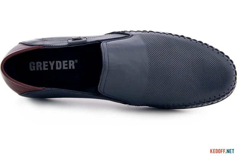 Мокасины Greyder Camper 11271-51862 Синие