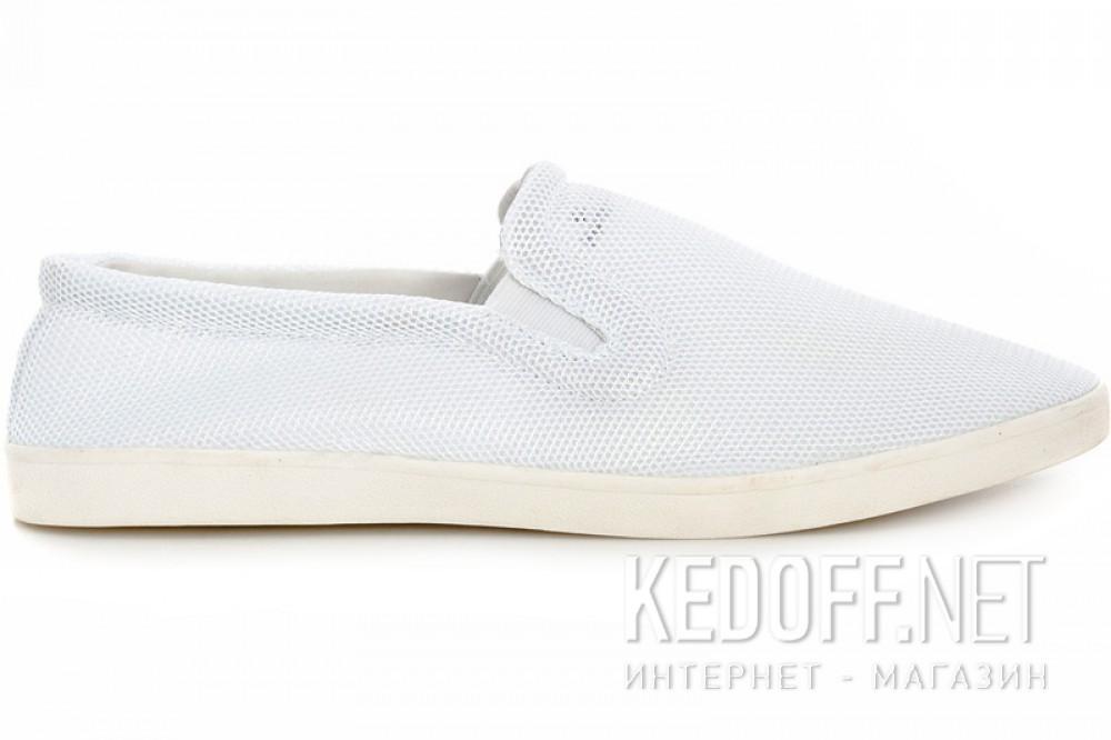 Slipons Las Espadrillas 1093-13SL White