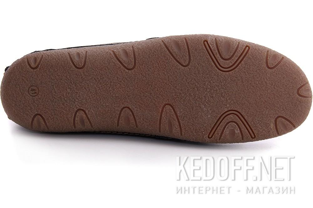 Мужские туфли Las Espadrillas 502-89   (тёмно-синий) описание