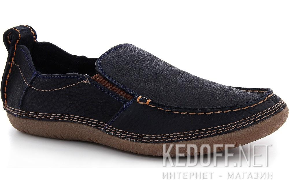 Купить Мужские туфли Las Espadrillas 502-89   (тёмно-синий)