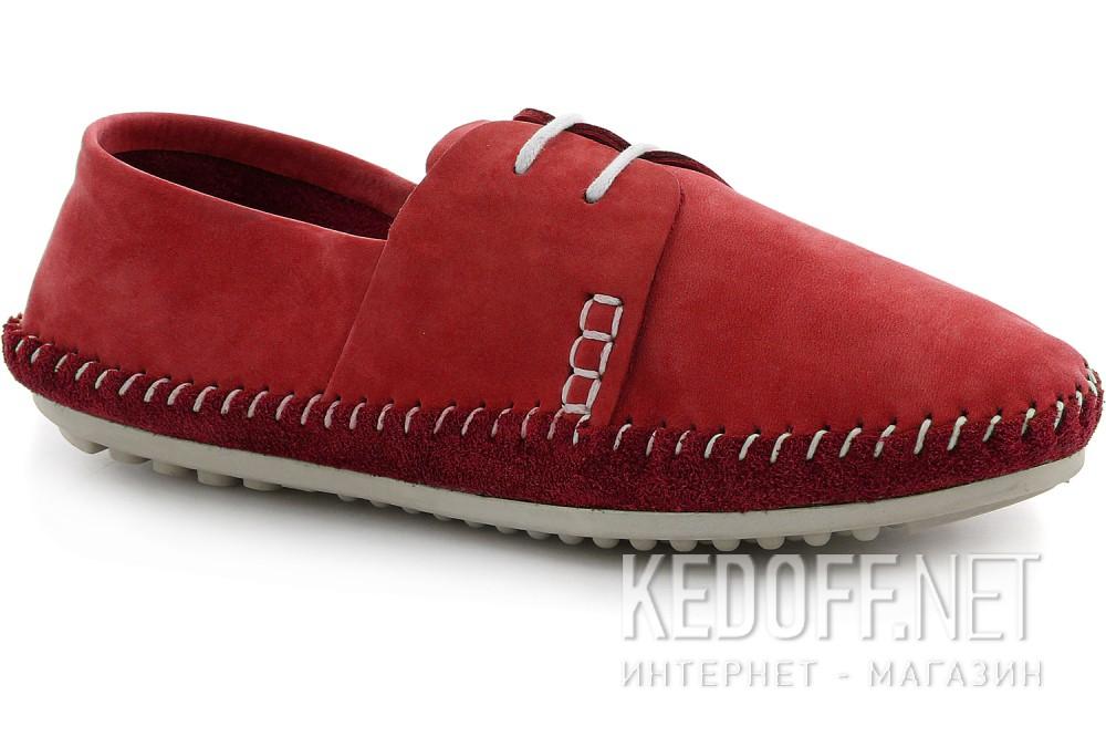 Moccasins Las Espadrillas Soft red 659002-49
