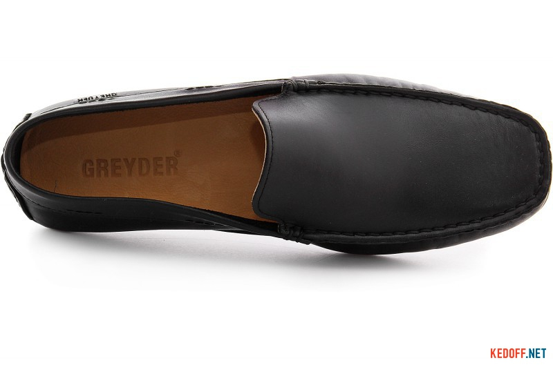 Men's loafers Greyder 68569-27 Hoverkrafrt sole
