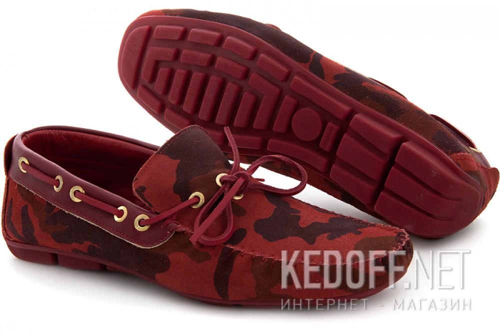 Мужские туфли Subway 4125-1   (красный) купить Украина