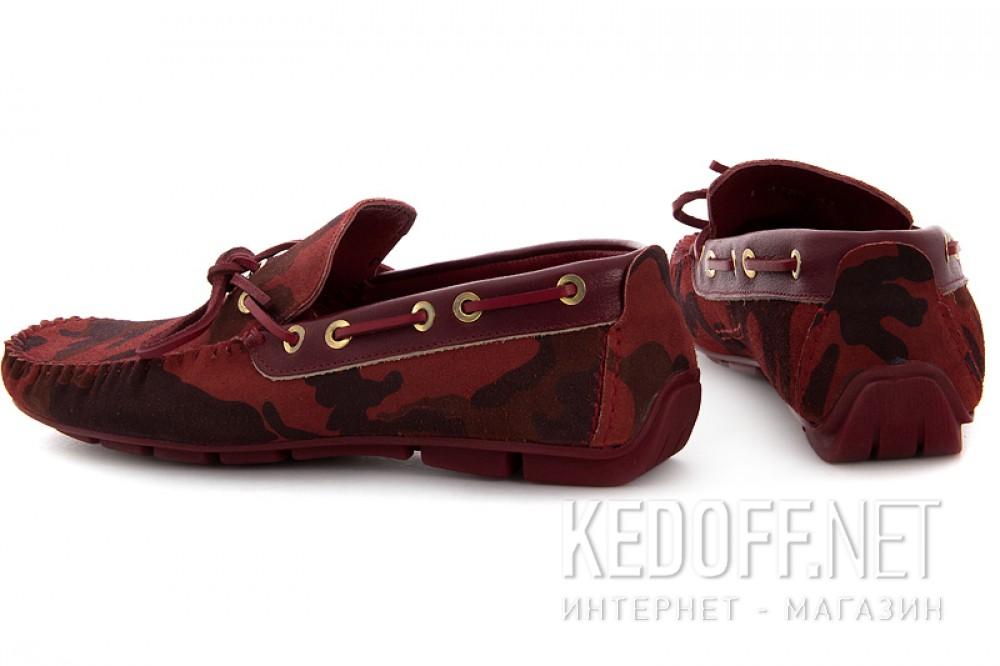 Мужские туфли Subway 4125-1   (красный) купить Киев