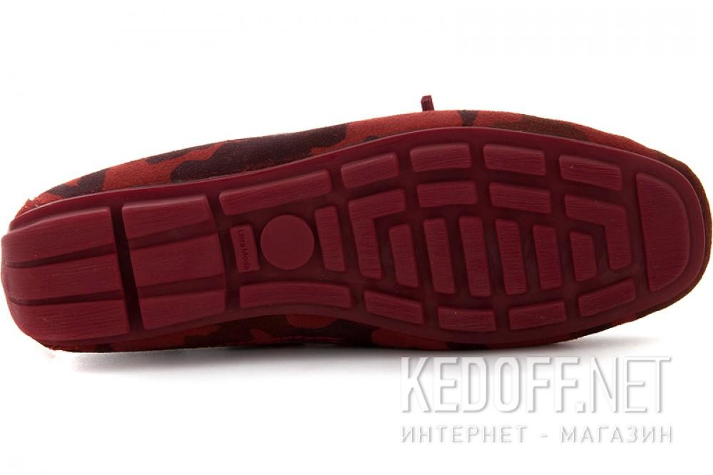 Мужские туфли Subway 4125-1   (красный) все размеры