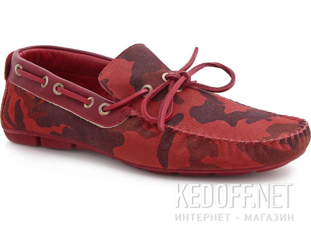 Купить Мужские туфли Subway 4125-1   (красный)