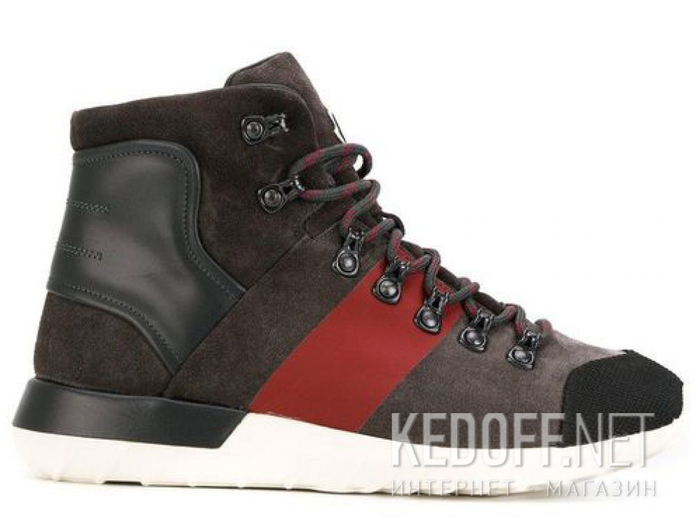 Зимние Moncler Brice Green Boots Made in Italy купить Киев