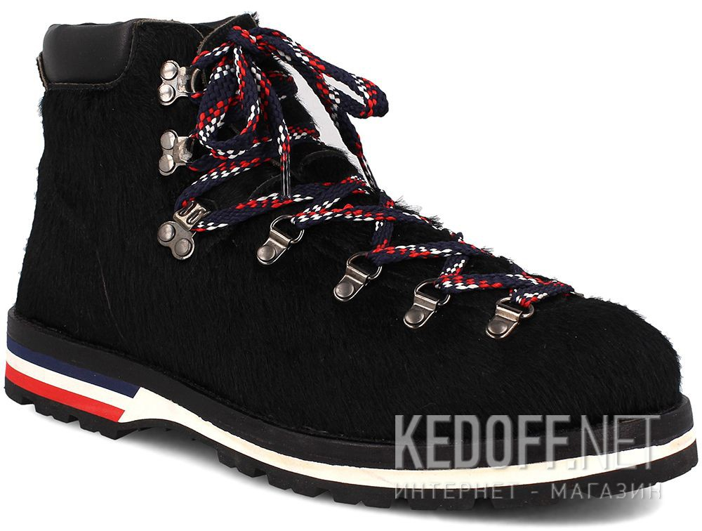 Shop Shoes Mon Cler Peak Vibram blk pony Made in Italy at Kedoff.net - 26681 bb821f32eeaa1