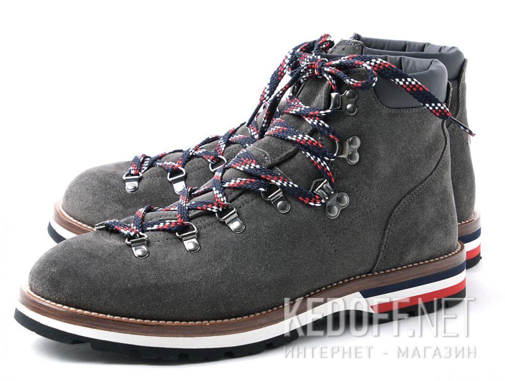 Ботинки Moncler Peak Grey Vibram Made in Italy описание