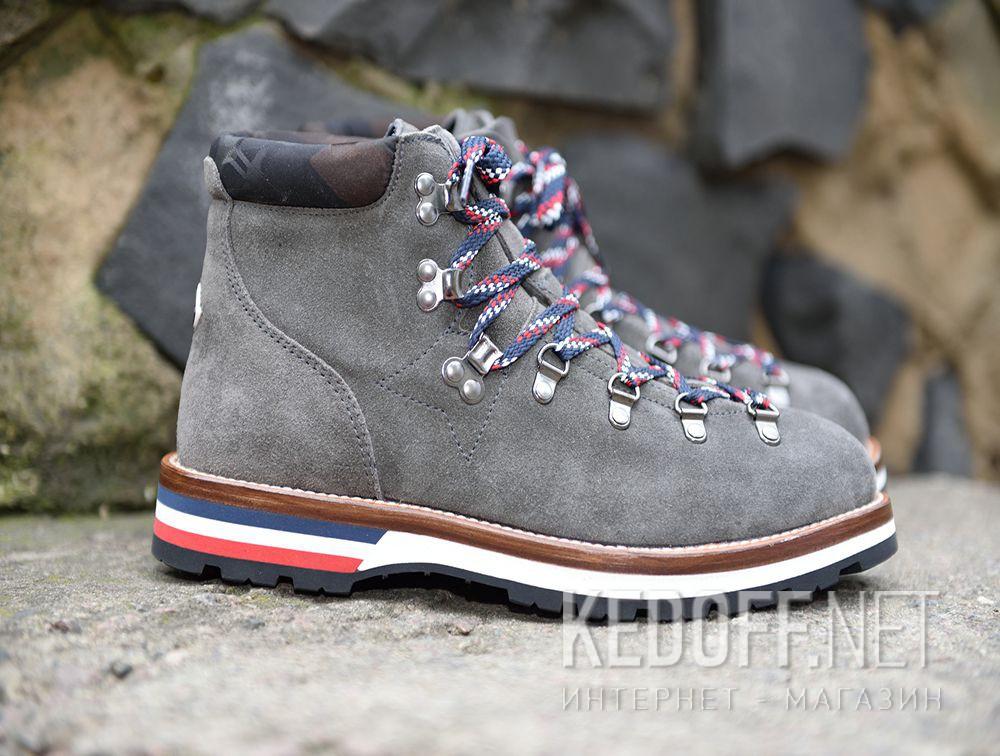 Доставка Ботинки Moncler Peak Grey Vibram Made in Italy