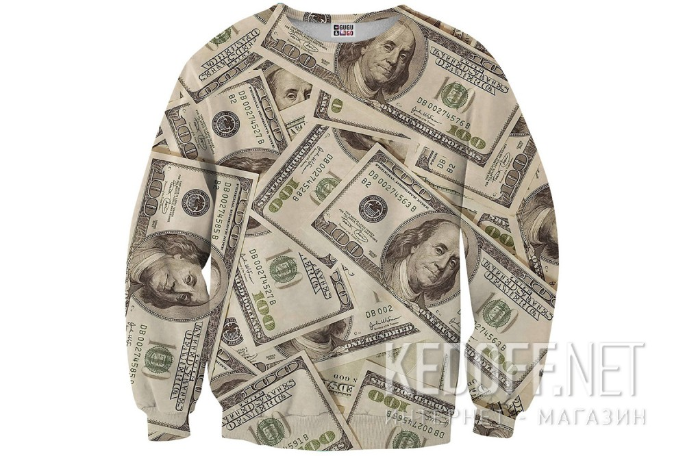 Sweater Mr.Gugu And Miss Go Dollar Sweater 8161-1837