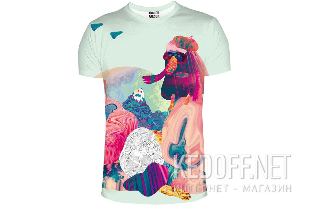 Mr.gugu And Miss Go Monkey Collage детская T-Shirt 1041-13