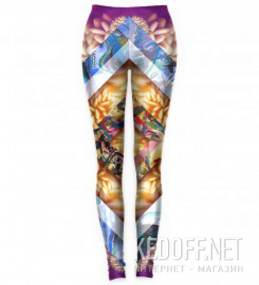 Mr.gugu And Miss Go Pattern13 Leggings 5722-2445
