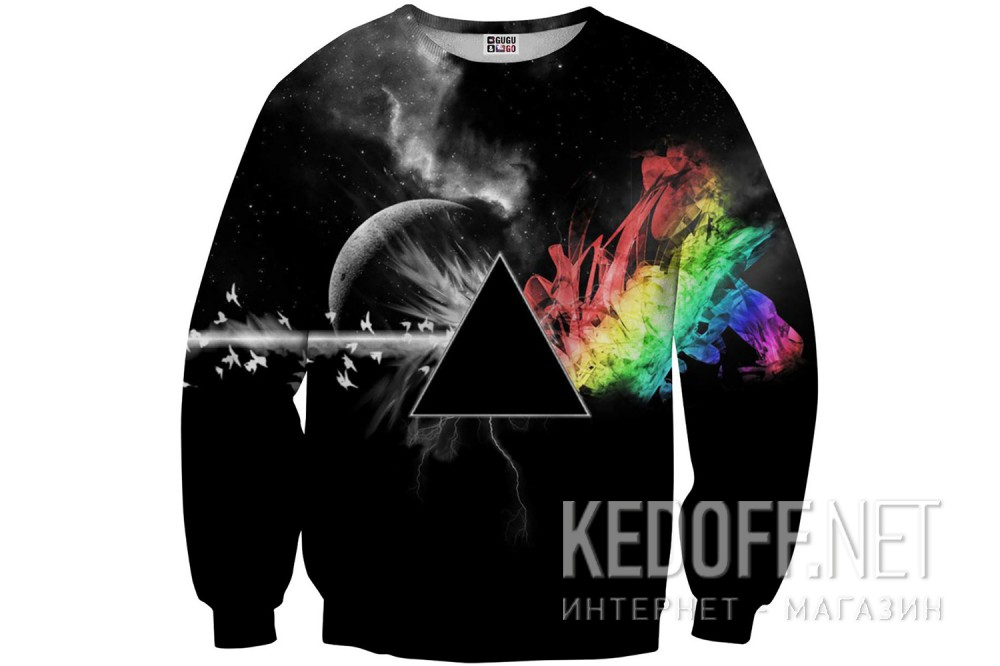Свитшот Mr.Gugu And Miss Go Pink Floyd Sweater 8161-2747