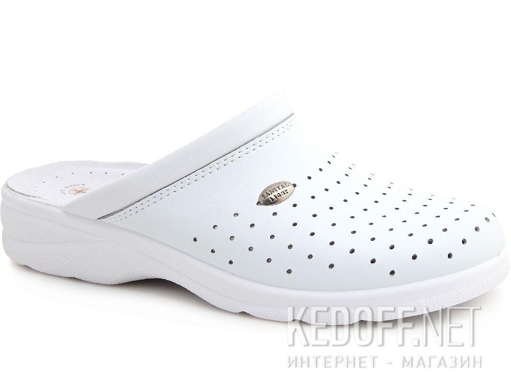 Купить Мужская медицинская обувь Sanital Light 1750-13   (белый)