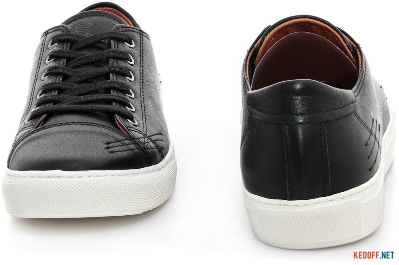 Чоловіче взуття Greyder 60150-27 Чорна шкіра