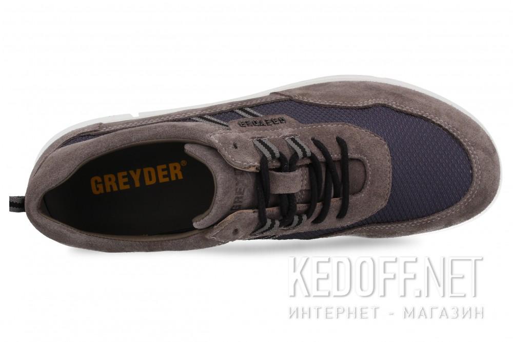 Оригинальные Мужские комфорт Greyder 7Y1TA12092-5229   (серый)