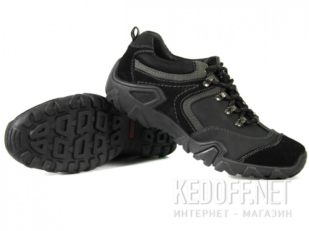 Men's shoes Black Metropolis 112-4036-01
