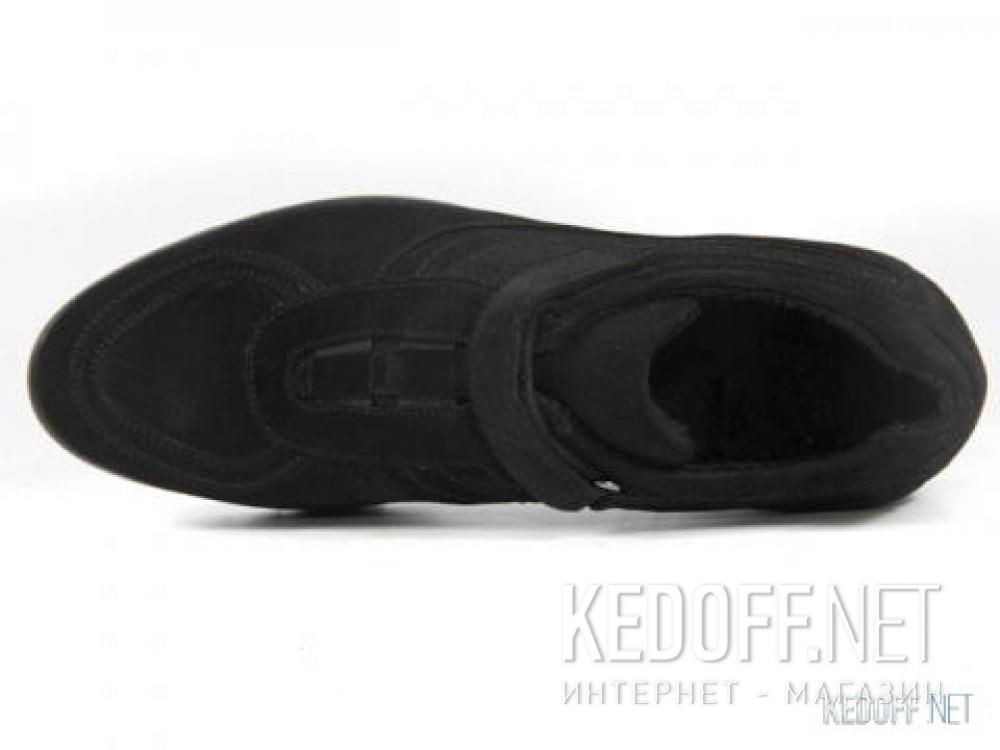 Доставка Мужские туфли Subway 342-3358   (чёрный)