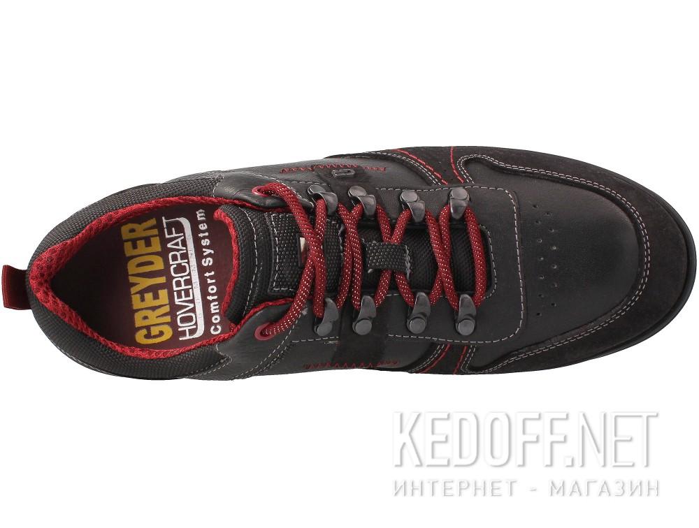 Оригинальные Мужские комфорт Greyder 01097-5081   (чёрный)