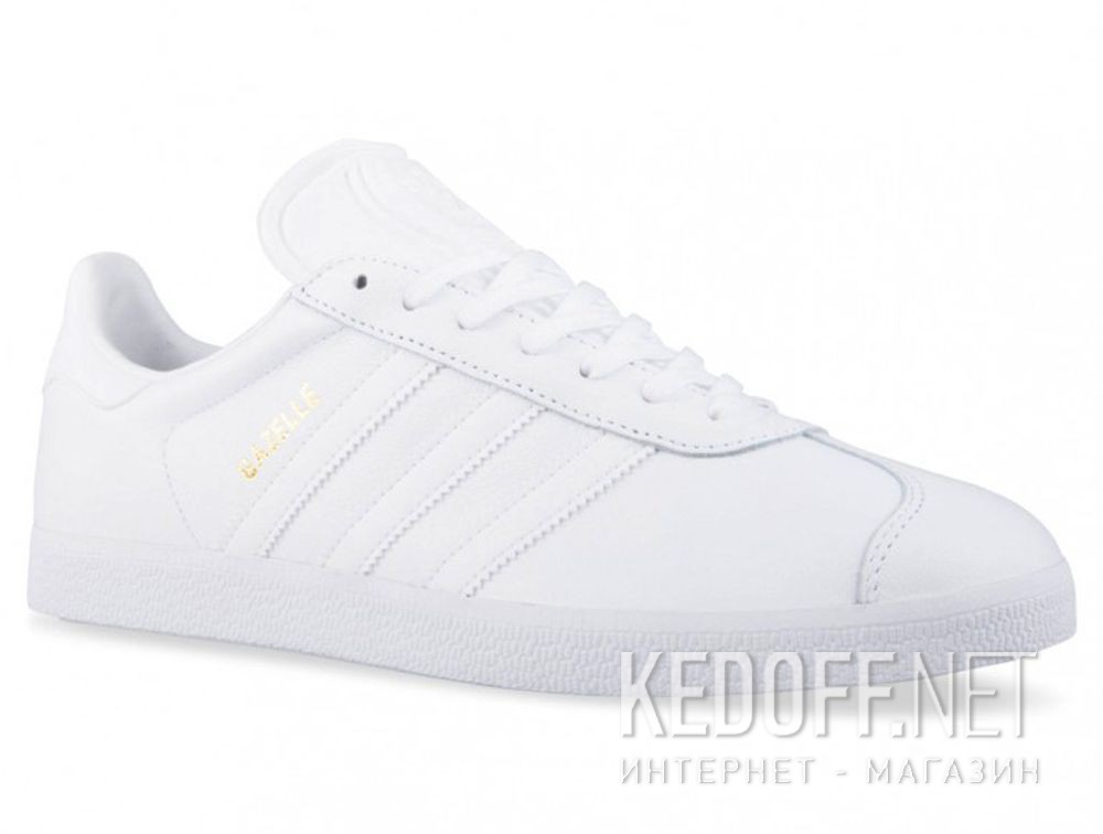 Чоловіче спортивне взуття Adidas Originals Gazelle BB5498 (білий) в ... 153239f5a0760
