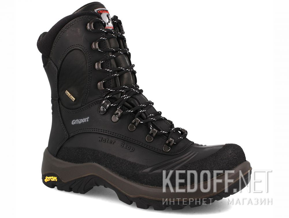 Купить Мужские берцы Grisport Vibram Spo-Tex 11433D74tn Made in Italy
