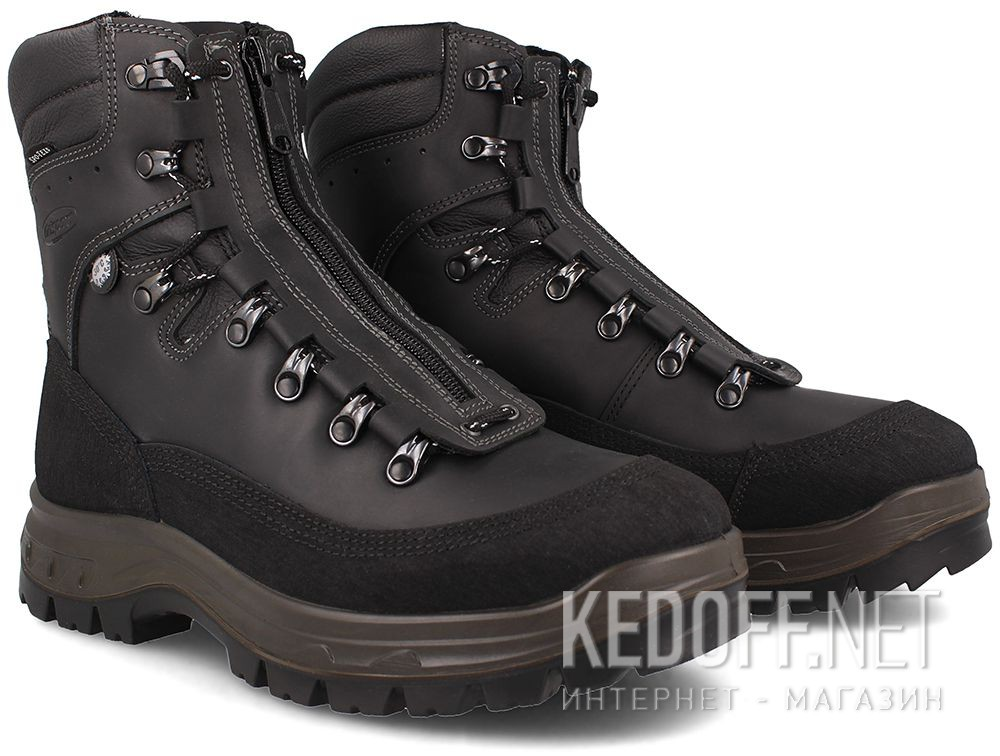 Mens ankle boots low boots grisport -30C 13833D2WT Spo Tex Vibram Made in Italy купить Украина