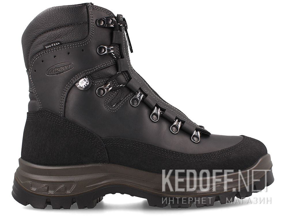 Mens ankle boots low boots grisport -30C 13833D2WT Spo Tex Vibram Made in Italy купить Киев