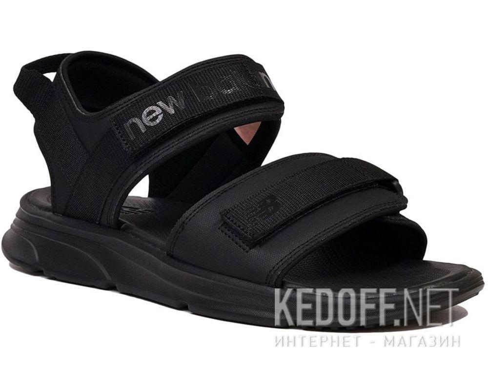 5a38eeb43ccc Мужские босоножки New Balance SDL250BK в магазине обуви Kedoff.net ...