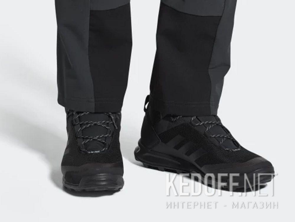 Мужские ботинки Adidas Terrex Tivid Mid Cp S80935 все размеры