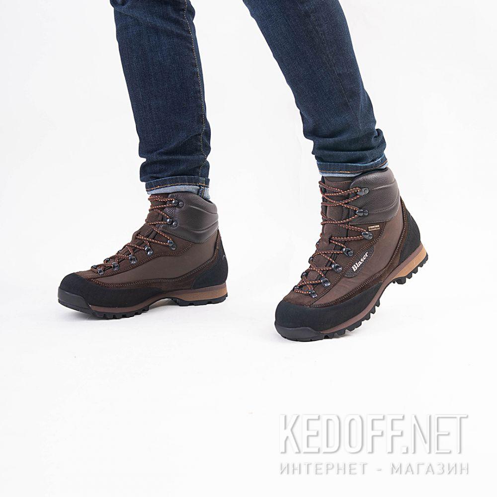 Мужские ботинки Blaser Stalking Boot All Season 116130-044-615 Vibram все размеры