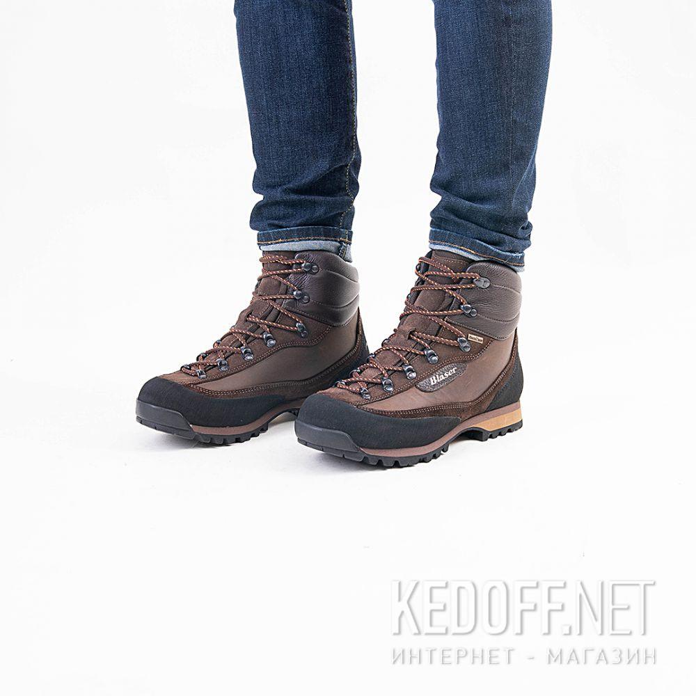 Доставка Мужские ботинки Blaser Stalking Boot All Season 116130-044-615 Vibram
